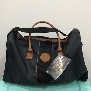 907f6121b1 ... Brand new Vince Camuto Travel weekender duffel bag ...